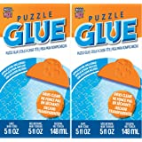 MasterPieces Puzzle Glue 2 Accessory Bundle Pack, 5-Ounce, 2-Pack