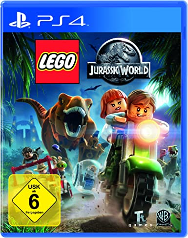LEGO Jurassic World - PlayStation 4 [Importación alemana]: Amazon.es: Videojuegos