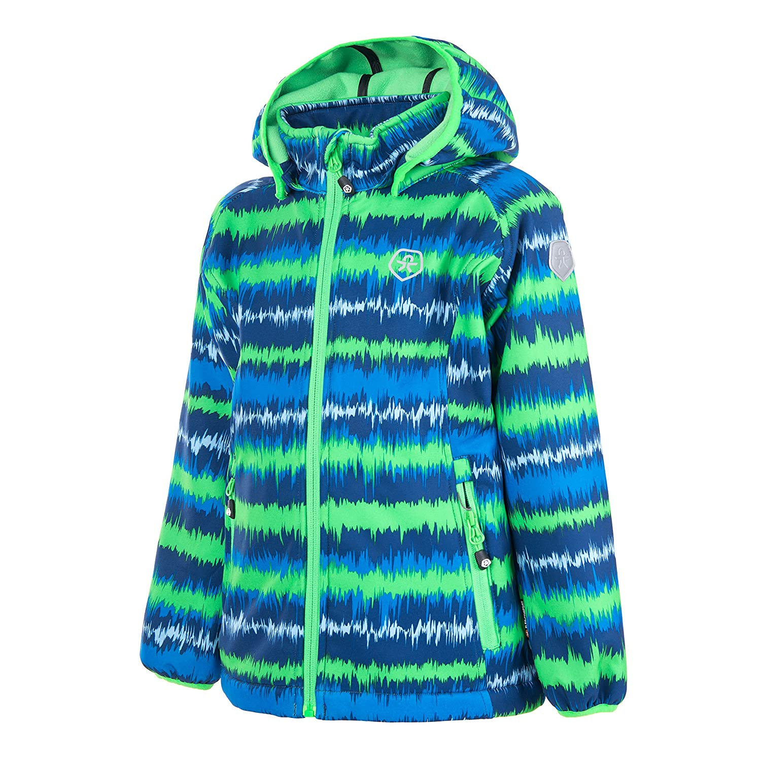 Color Kids. Sabonne, Softshell-Jacket Junior Air-Flo 8000, Estate Blue