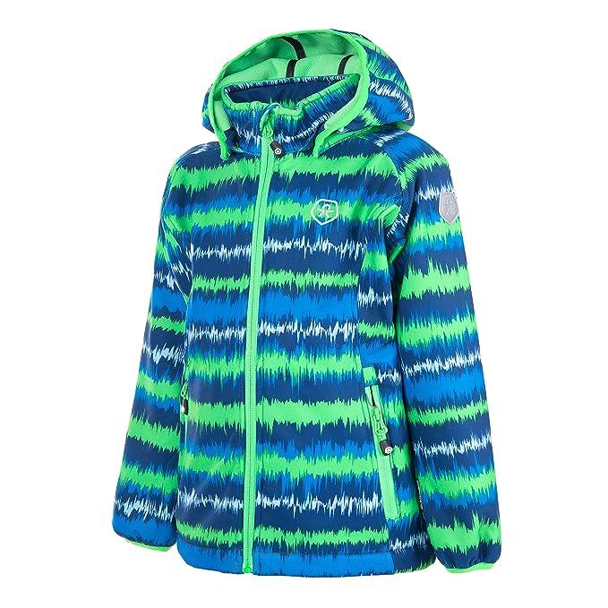 Color Kids. sabonne, de softshell Jacket Junior Air de Flo 8000, Estate Blue