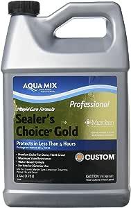 Aqua Mix Sealer's Choice Gold - Gallon