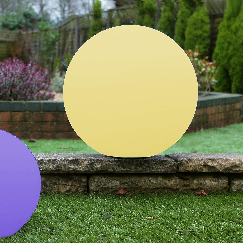 Best salon de jardin boule sphere contemporary awesome for Decoration jardin lumineuse