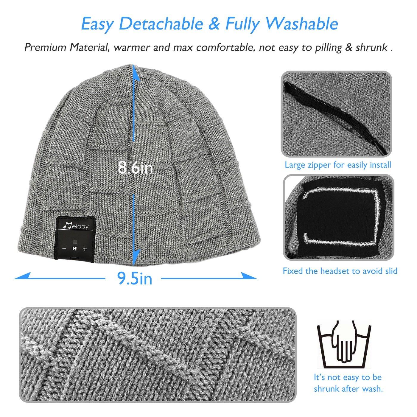 00ee074484520 Bluetooth Beanie Hat