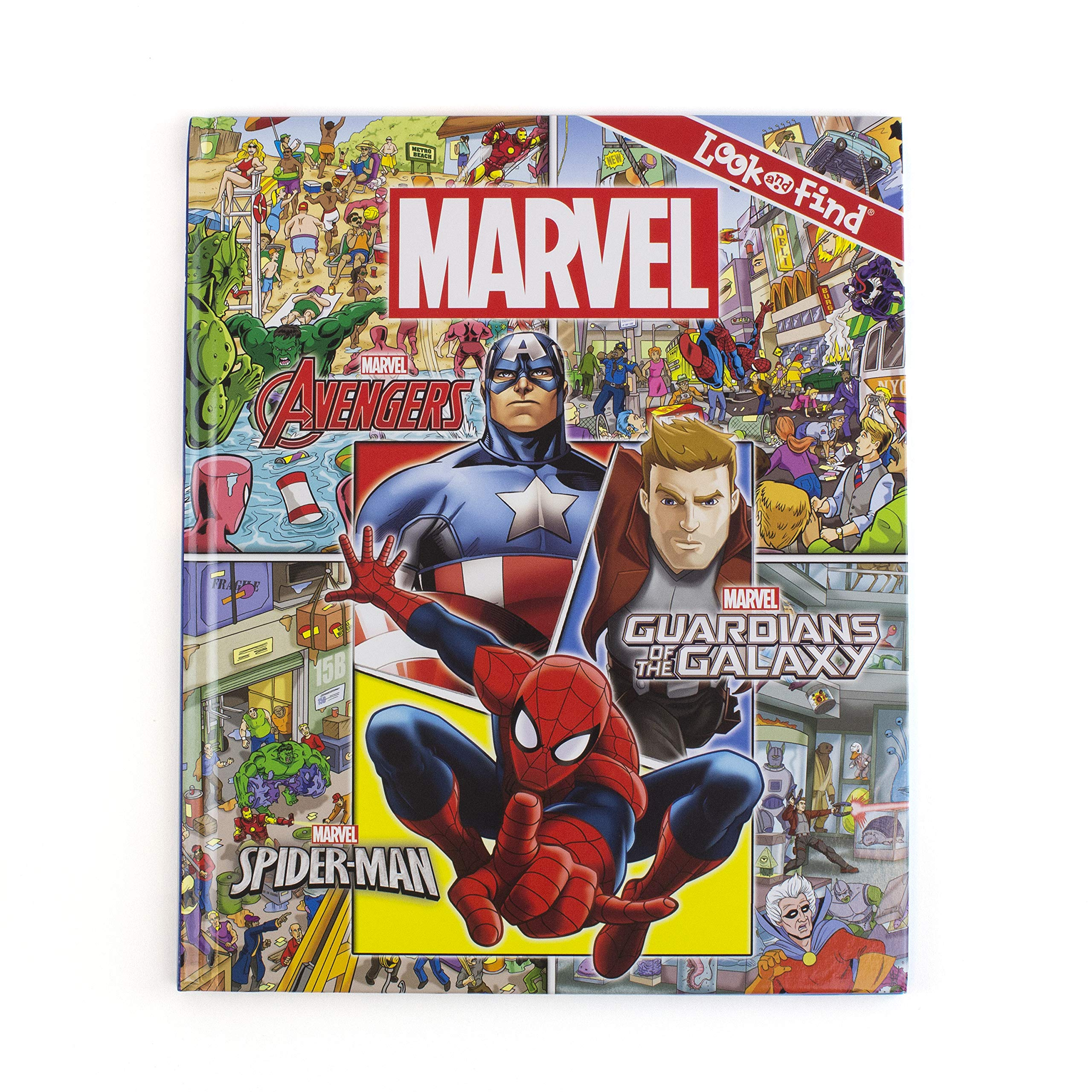 Marvel Avengers The Movie Exclusive Stamp Gift Set Kids Drawing Colouring Fun Ac
