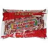 Smarties Candy Rolls, Bulk, 2 Pound
