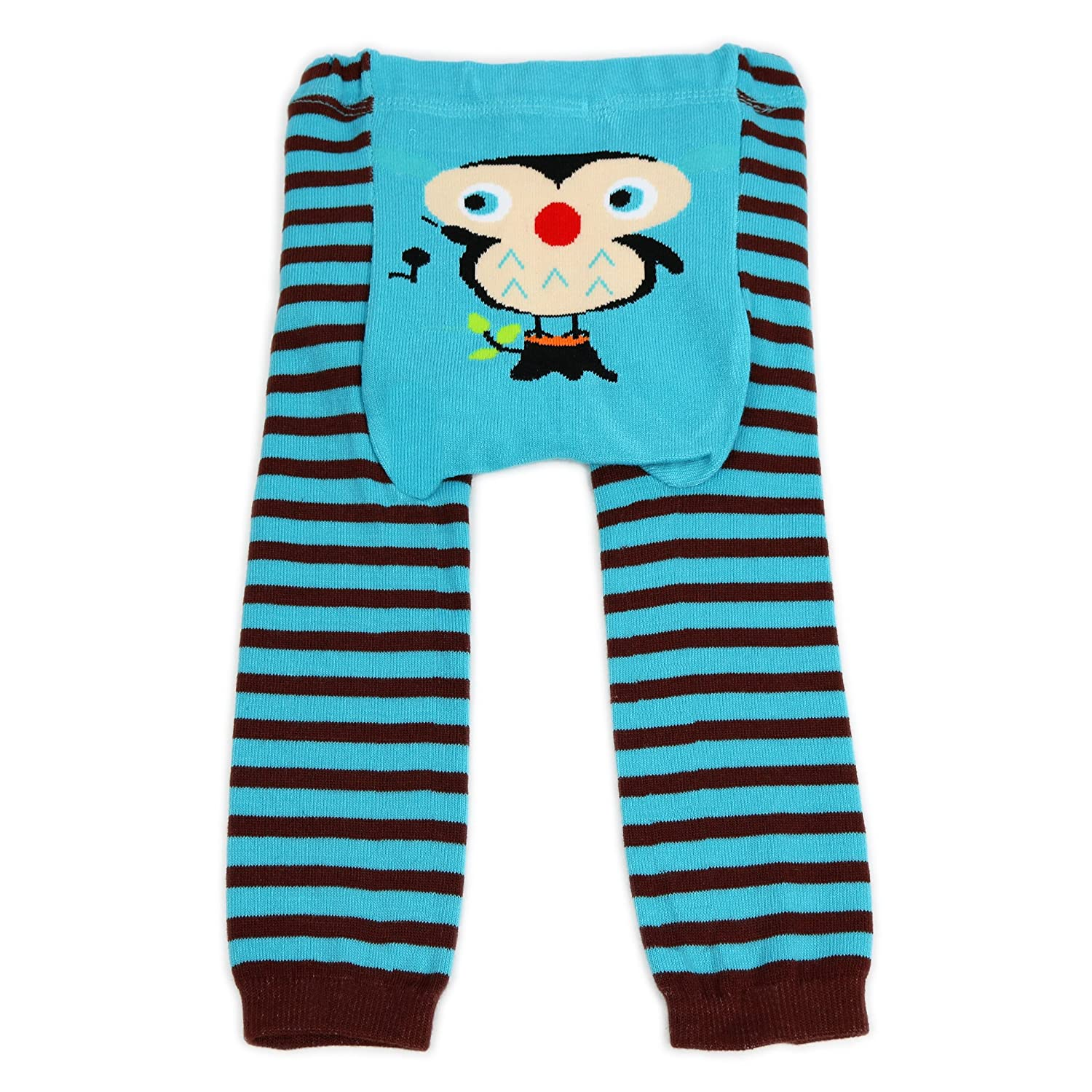 Baby & Toddler Wooly Leggings by Dotty Fish - Animal Designs - 6-12 months, 12-24 months & 24+ months Busha