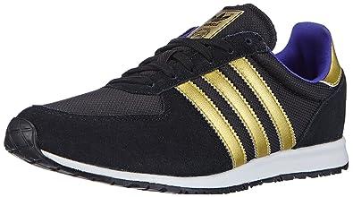brand new b01ac c8af3 adidas Adistar Racer, Women Low-Top Sneakers, Noir (core Blackgold