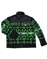 Polo Ralph Lauren Men's Holiday Diamond Ski Full Zip Fleece Sweater Size 2XL
