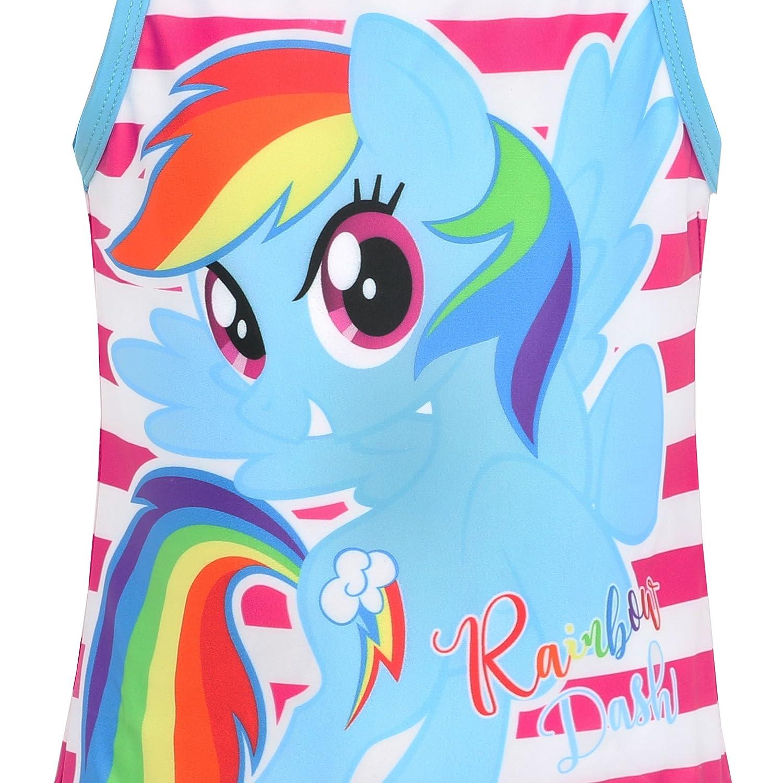 My Little Pony Girls Rainbow Dash Swimsuit