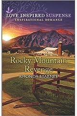 Rocky Mountain Revenge (Love Inspired Suspense) Kindle Edition