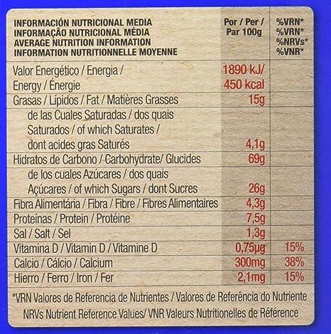 Artiach Chiquilín Ositos - Galletas de cereales sabor ...