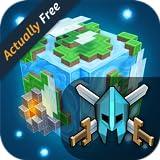 Planet of Cubes Survival Games