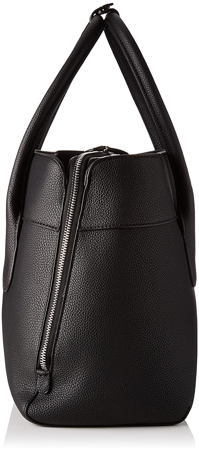 Seguito, Womens Cross-Body Bag, Nero, 16x25x35 cm (W x H L) Pennyblack