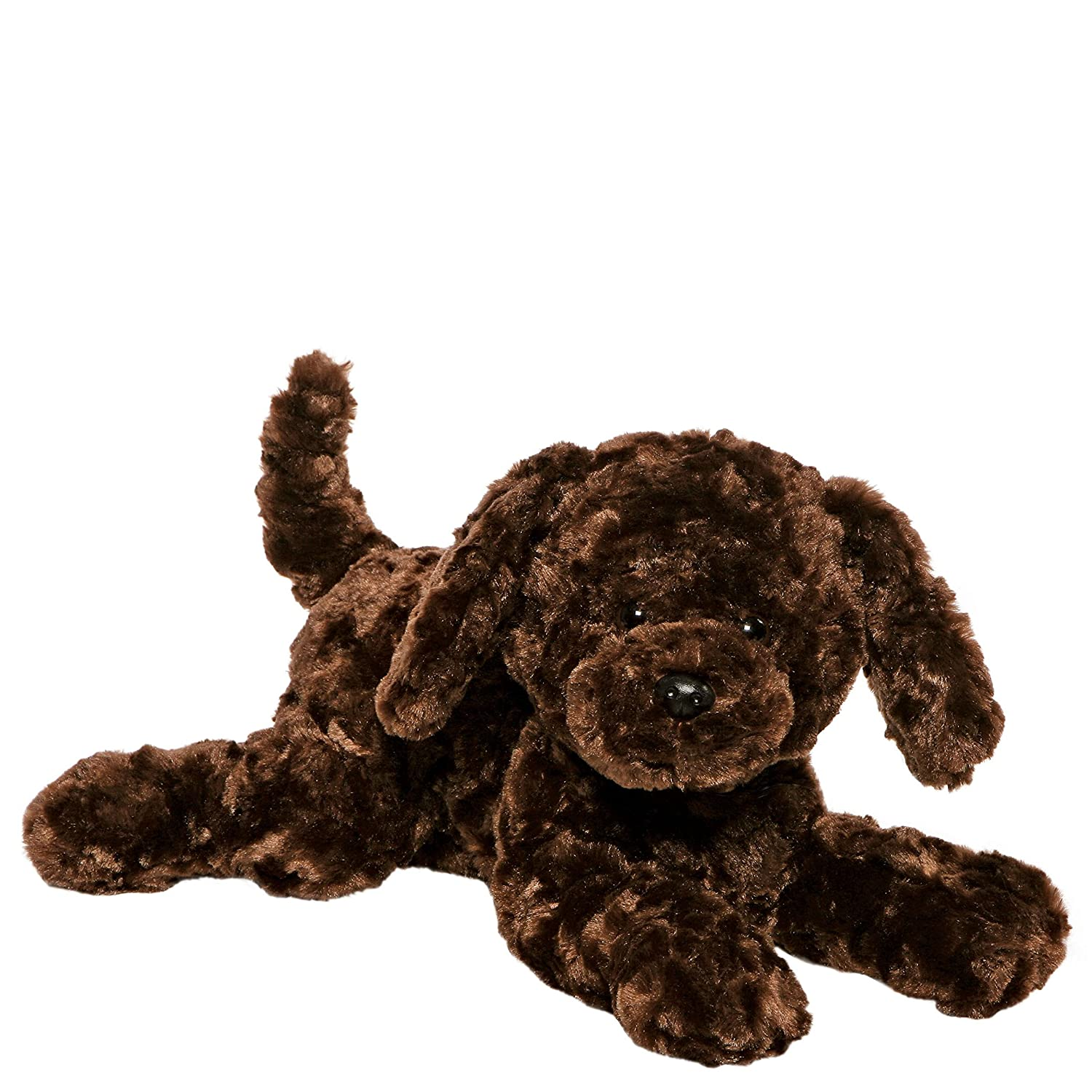 Amazon Com Gund 4061320 Cocco Chocolate Lab Dog Stuffed Animal