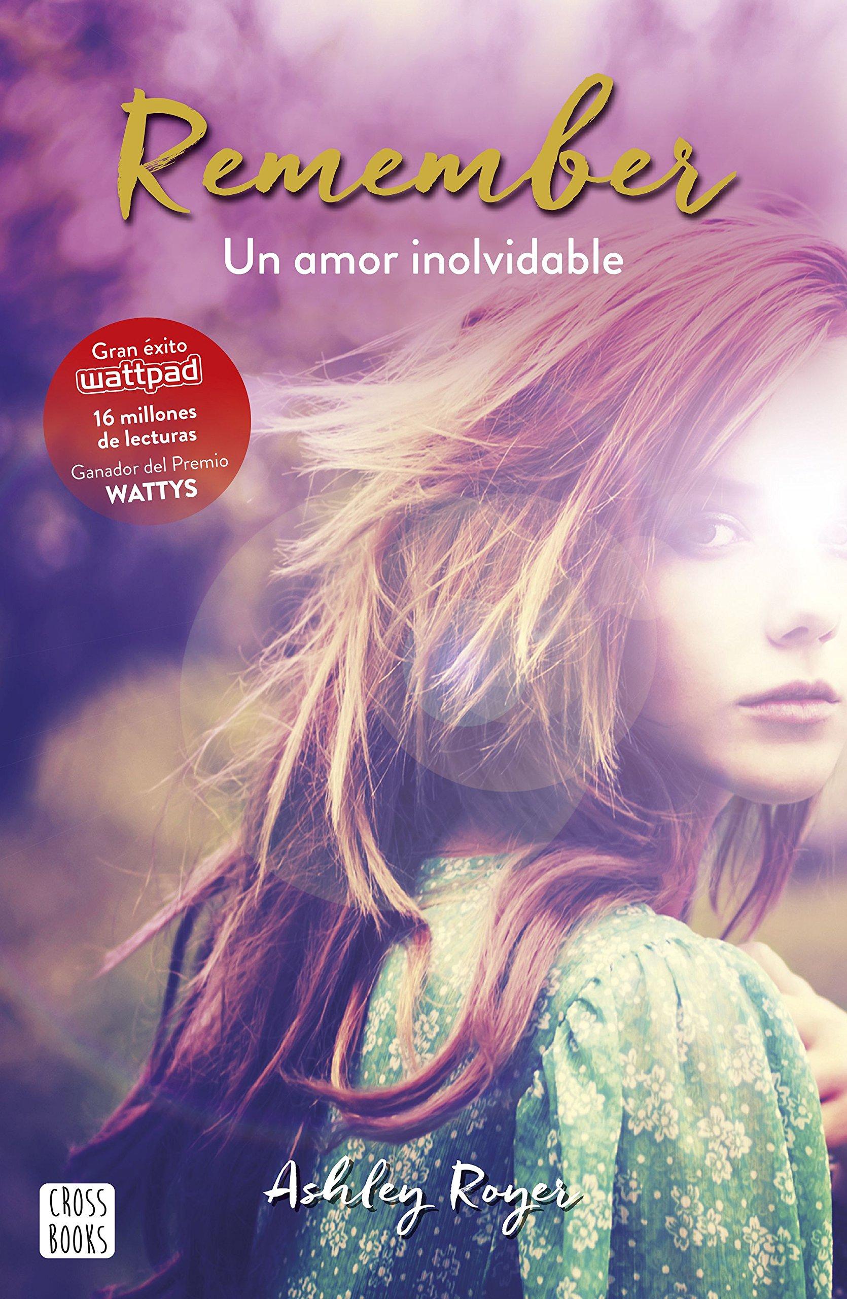 Remember. Un amor inolvidable (Crossbooks): Amazon.es: Royer ...