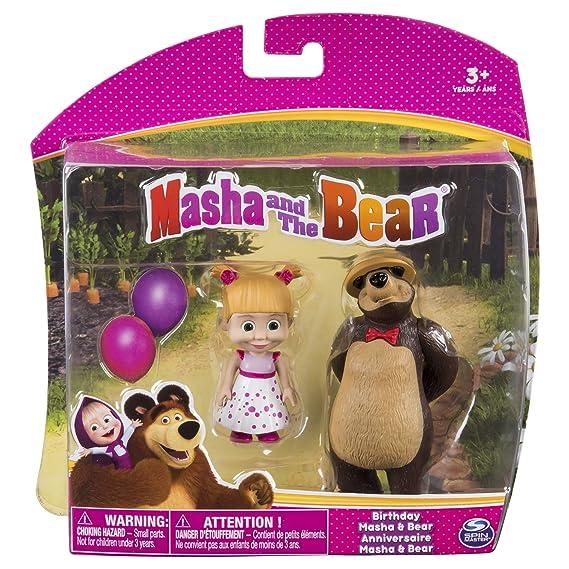 Masha and the Bear – Birthday Figures