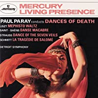 Paul Paray Conducts Dances Of Death