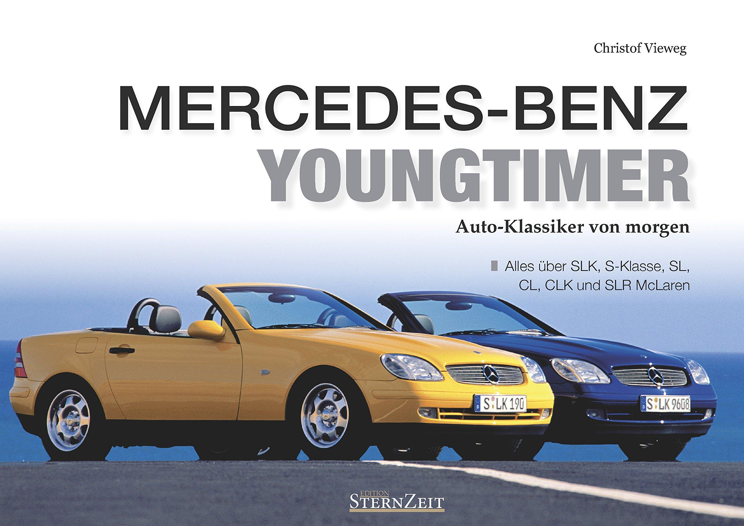 Mercedes Benz Youngtimer Auto Klassiker Von Morgen Amazon De