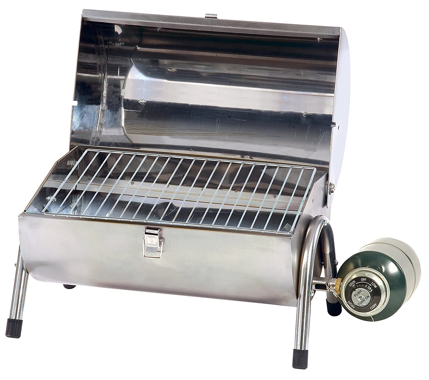 Superior Amazon.com : Stansport Propane Stainless Steel BBQ Grill : Sports U0026 Outdoors