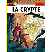 Lefranc (Tome 9) - La crypte (French Edition)