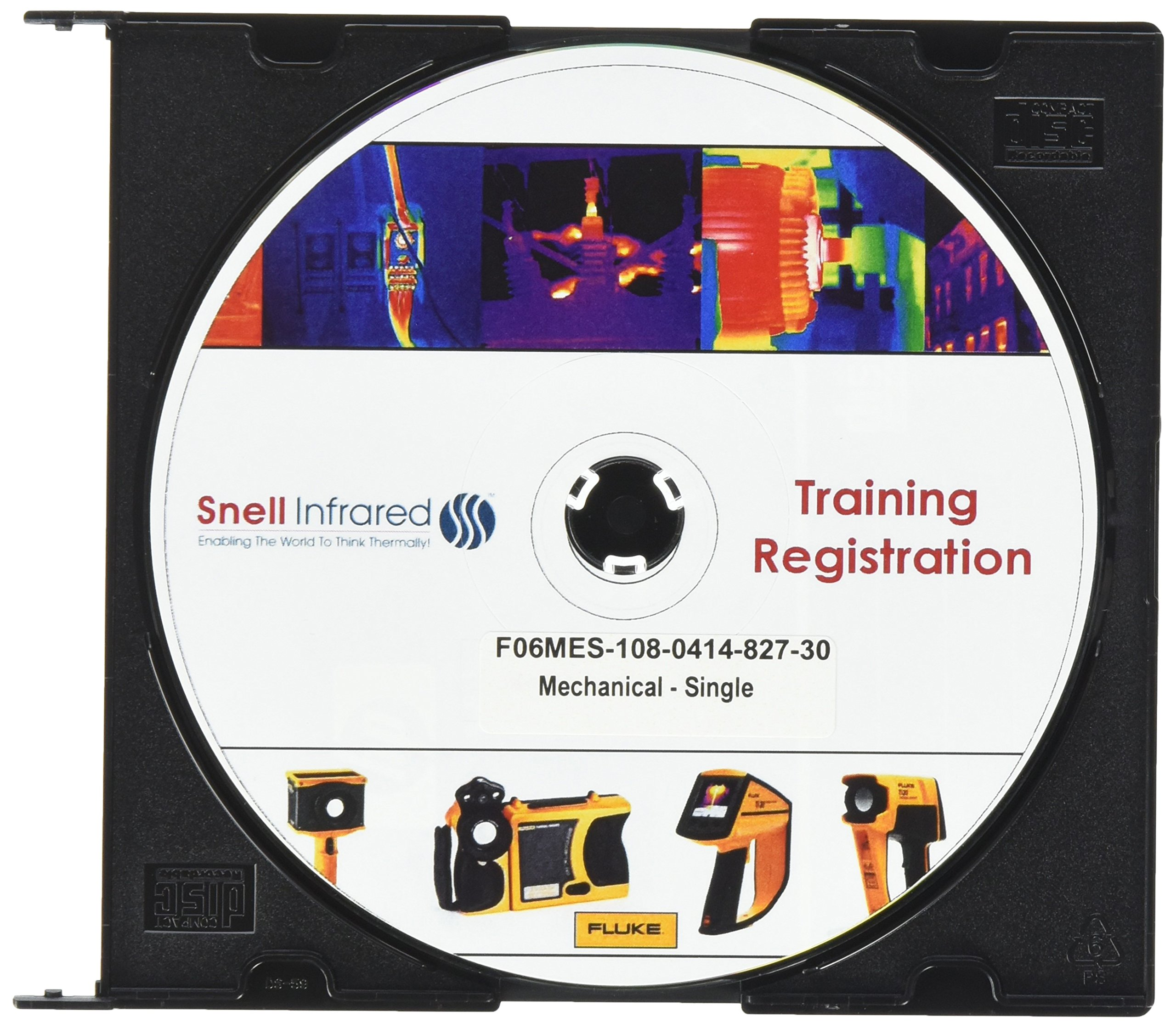 Fluke TI-TRNG/MECHAPP Thermal Imaging Snell Training Center Mechanical Applications Course