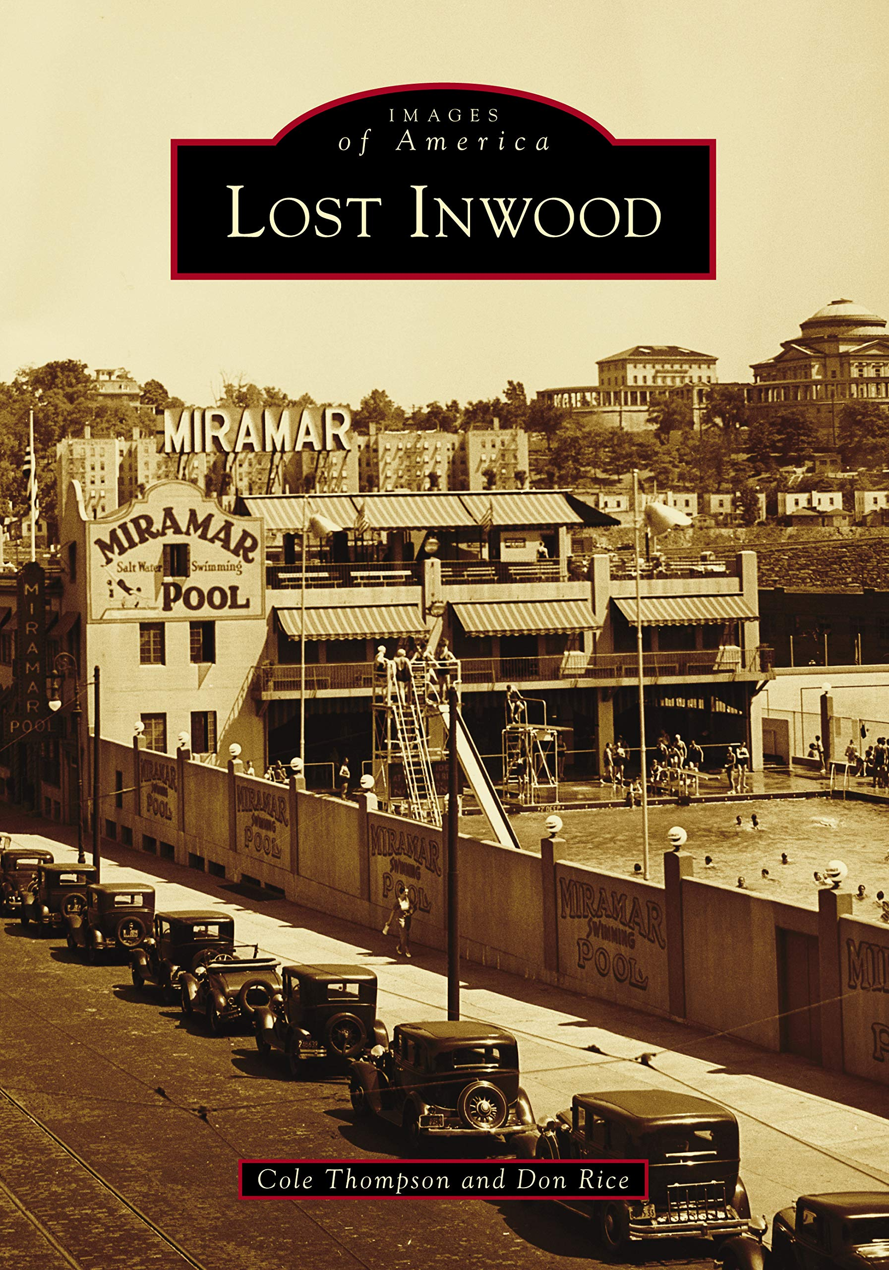 Lost Inwood (Images of America)