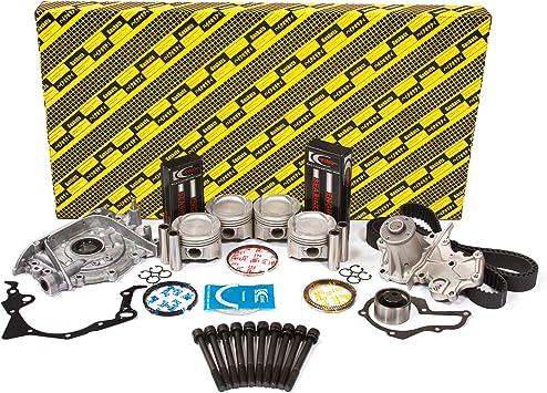 Fits 92-95 Suzuki Sidekick 1.6L 16-Valve SOHC Overhaul Engine Rebuild Kit G16KV