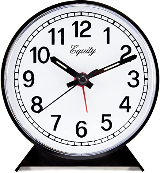 Projection Clock Projection Clock  Analog Black