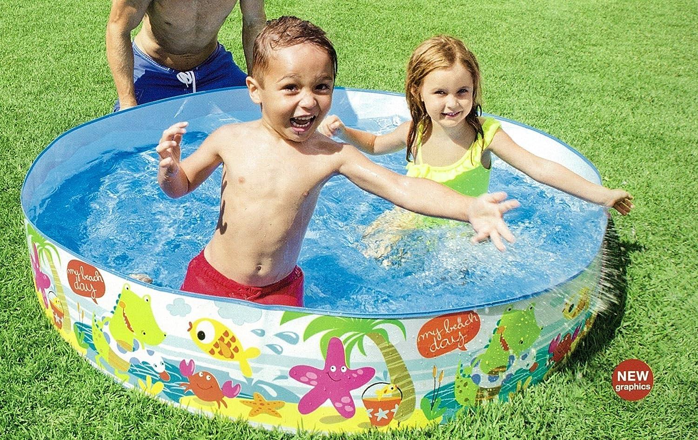 Small Hard Plastic Kiddie Pools