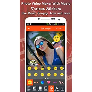 Photo Video Maker With Music & Video Editor: Amazon.es: Appstore ...