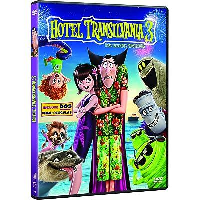 Hotel Transilvania 3: Unas Vacaciones Monstruosas [DVD]