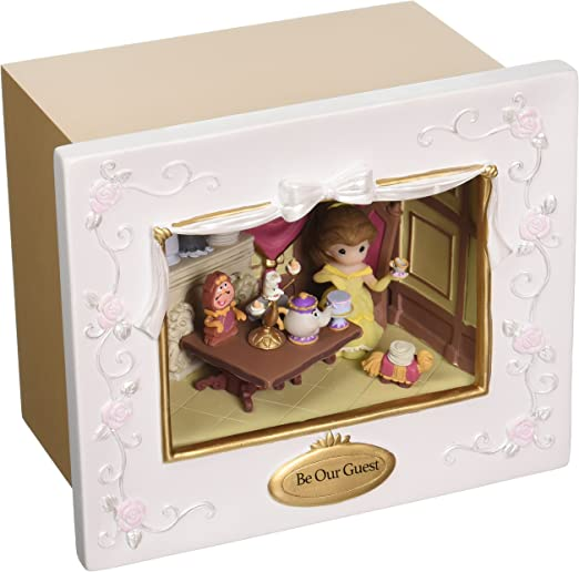Precious Moments Disney Showcase Collection Be Our Guest Deluxe ...