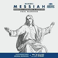 Handel: Messiah [CD / Blu-Ray]