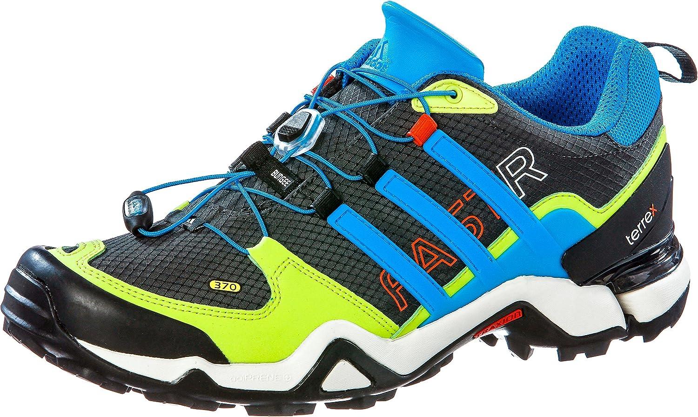 eslogan calidad Ejecución  adidas Terrex Fast R Gore-Tex Trail Walking Shoes - 9 Grey: Amazon.co.uk:  Shoes & Bags