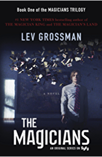 The magicians trilogy kindle edition by lev grossman literature the magicians a novel fandeluxe Choice Image