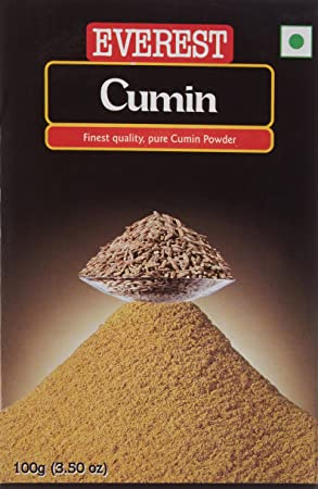 Everest Cumin Powder, 100g Carton