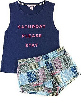 pajama shorts victoria's secret