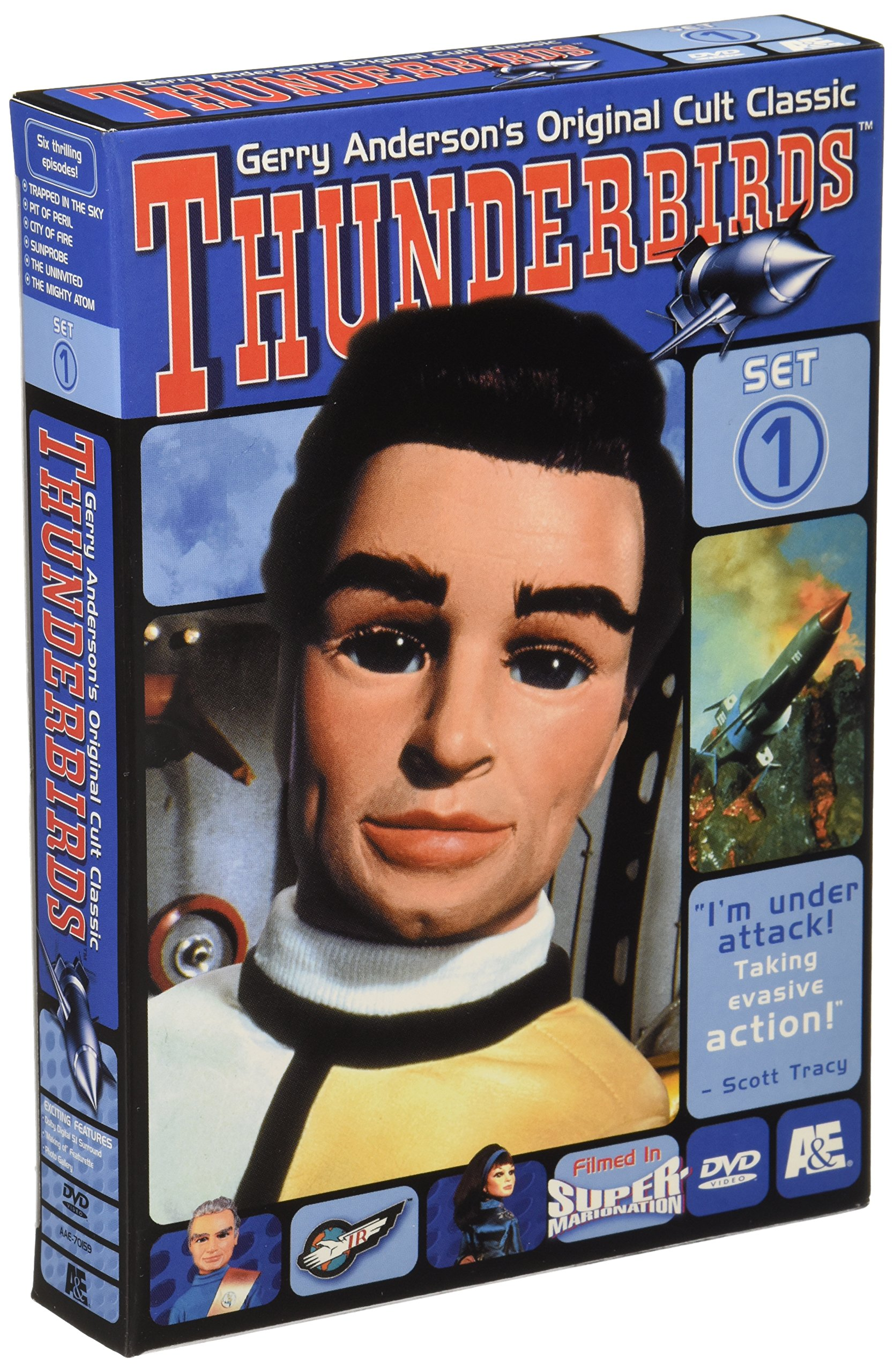 Thunderbirds - Set 1 by A&E
