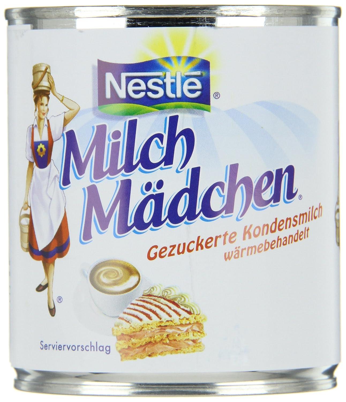 Oso Marca Nestle Leche niña gezuckert Leche condensada, 12 unidades (12 x 400 g lata): Amazon.es: Alimentación y bebidas