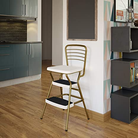 COSCO Stylaire Chair and Step Stool