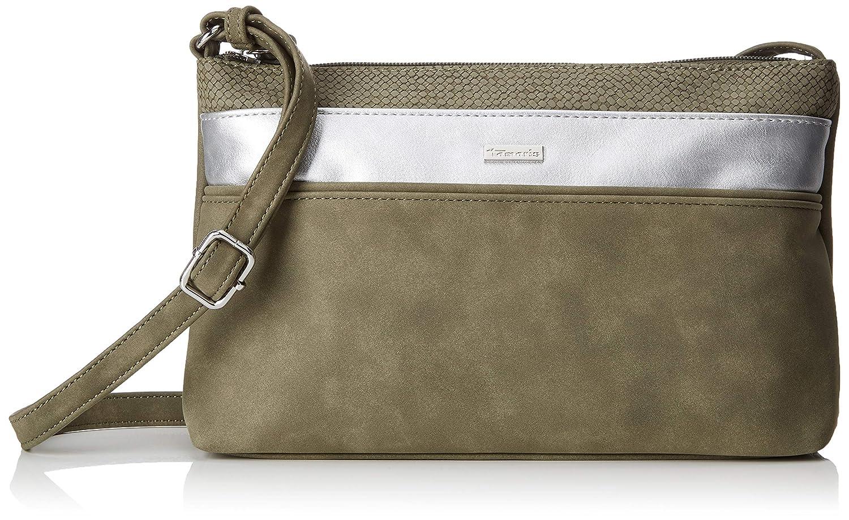Tamaris Damen Khema Crossbody Bag S Umh/ängetasche 6.5x17x27 cm