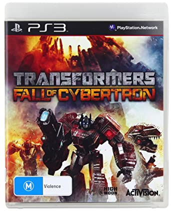 amazon transformers fall of cybertron 輸入版 北米 ゲームソフト