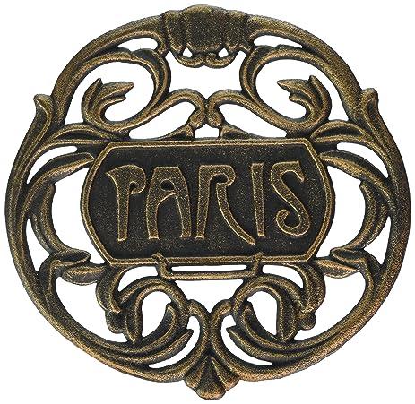 Amazon Old Dutch Paris Trivet Antique Copper Kitchen Dining