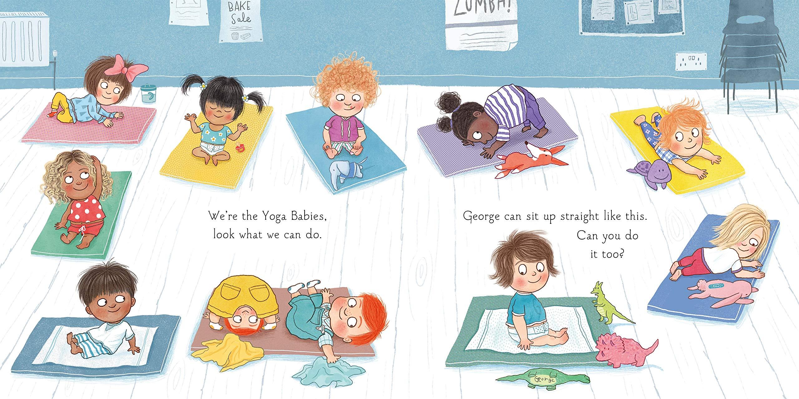 Yoga Babies: Amazon.es: Fearne Cotton, Sheena Dempsey ...