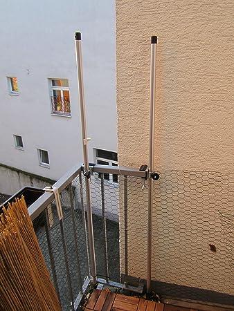 Ohne Stabe Ohne Netz Nur Halter Katzennetz Balkonhalter