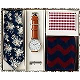 Van Heusen Men's Watch Gift Pack, Red, One Size