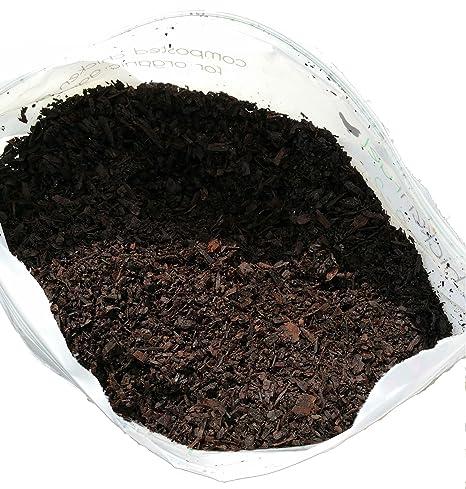 chickenfuel: omri-listed Abono orgánico Fertilizante martillo de bolsa