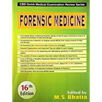 CBS Quick Medical Examination Review Series: Forensic Medicine