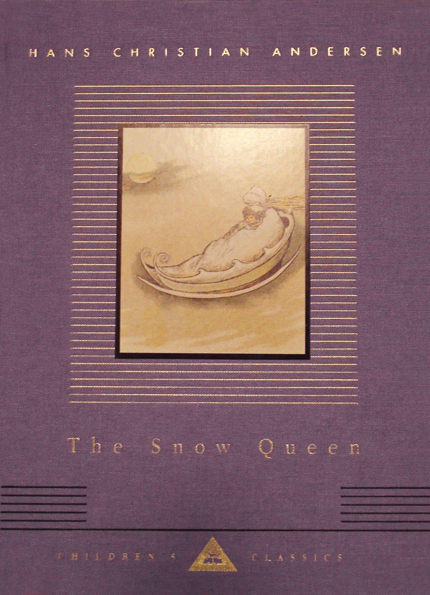 The Snow Queen (Everyman's Library Children's Classics Series) PDF ePub fb2 book
