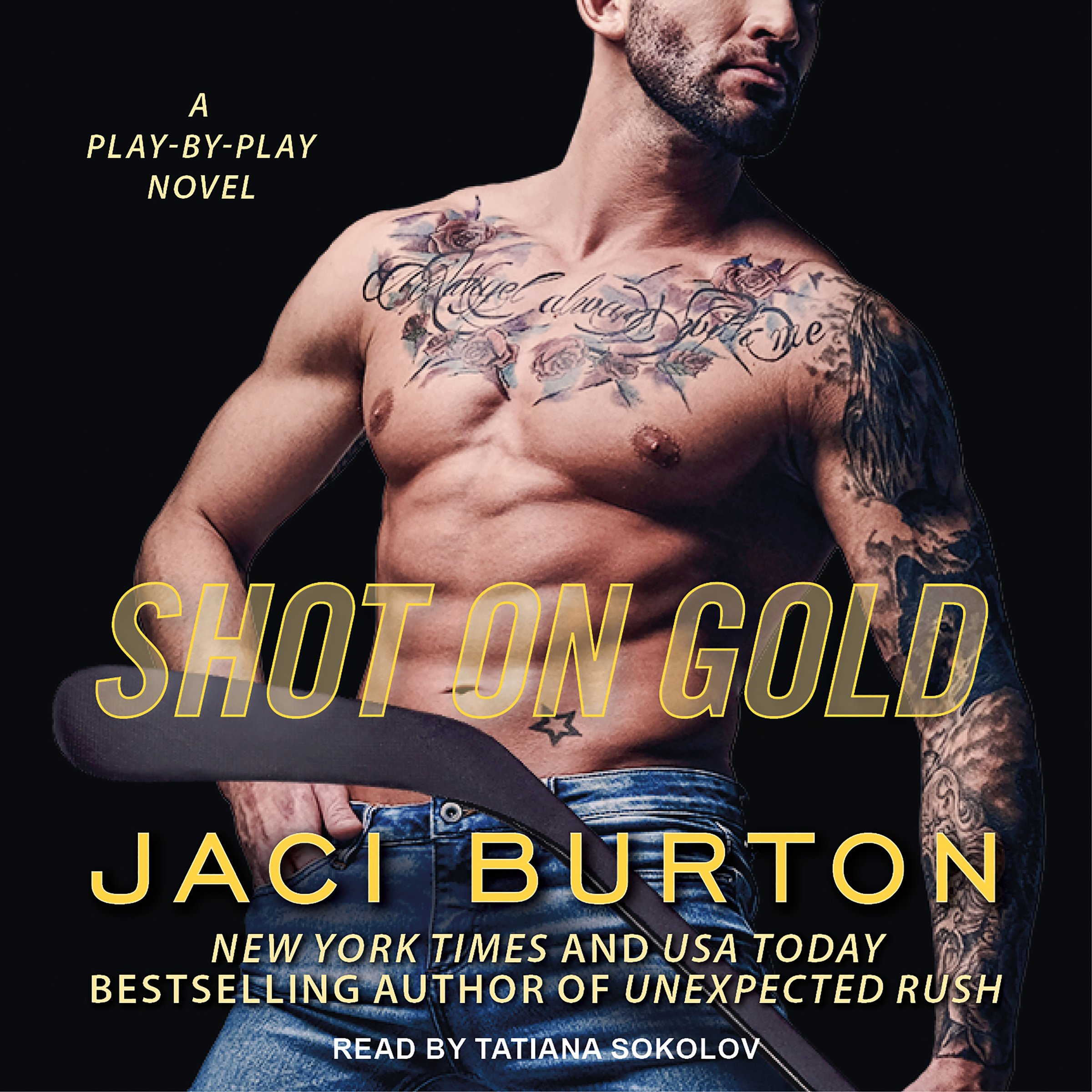 Shot on Gold: Play-by-Play Series, Book 14